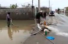 جدیدترین وضعیت امدادرسانی به سیل زدگان گلستانی