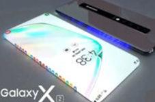 سامسونگ از رقیب iphon pro max رونمایی کرد/ گلکسی ایکس ۴ دوربینه!