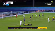 گل دوم استقلال به الشرطه توسط فرشید اسماعیلی