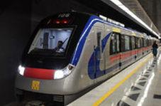 اوضاع رفت و آمد در متروی تهران بعد از تعطیلات و با وجود محدودیتهای کرونایی