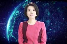 استفاده از نخستین ربات اخبارگو در چین