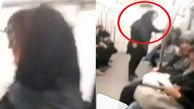 حرفهای جالب مسافری در مترو درباره جنجال دانشگاه تهران/ من هم بدحجابم اما دختر انقلابم