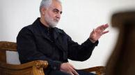 اشکهای حاج قاسم سلیمانی برای آخرین ملاقات با مادرش: گفت ننه هی میگویی آمریکا، بمان شاید دیگر مرا نبینی
