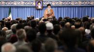 آیت الله خامنهای با اشاره به حوادث پس از گرانی بنزین در کشور: همه بدانند،اتفاقات اخیر جنگ امنیتی بود