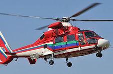 امدادرسانی عجیب در آمریکا با هلیکوپتری زدن بیمار میان زمین و آسمان! + فیلم