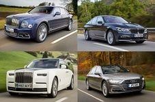 رقابت شگفت انگیز گران قیمت ترین خودروهای جهان که متحیرتان مىکند!