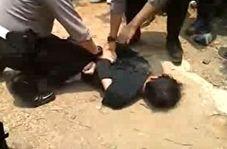فیلم/حمله با چاقو به وزیر دولت اندونزی