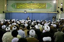 دقایقی از جلسات درس خارج آیت الله خامنهای درباره «غناء»