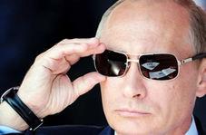 حرکت جالب پوتین در افتتاحیه کارخانه مرسدس بنز روسیه