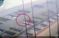 زنده ماندن کودک ۶ ساله پس از سقوط از طبقه ۲۹ برج!
