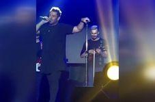 سورپرایز محمدرضا گلزار برای هواداران حاضر در کنسرت