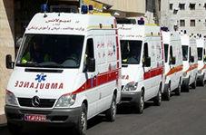 کمبود امکانات اورژانس در تهران