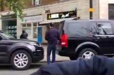 دستگیری دزدان طلافروشی لندن توسط عابرین پیاده