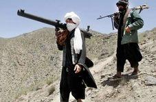 طالبان سرنگونی هواپیمای نظامی تروریستهای آمریکایی را رسانهای کرد