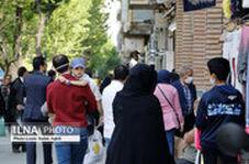 خطر مرگ با کرونا در یک بازار مهم تهران !