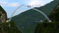 کاهش ۴ ساعتهی سفر از چین به میانمار، با ساخت پلی غول پیکر