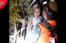 پیدا شدن معجزه آسای دختر خردسال در جنگل!