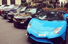 شوخی با صاحبان ماشینهای گران قیمت